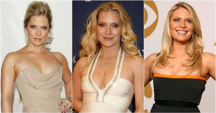 61 Sexiest Emily Procter Boobs Pictures Are Just The Right Size To Look And Enjoy