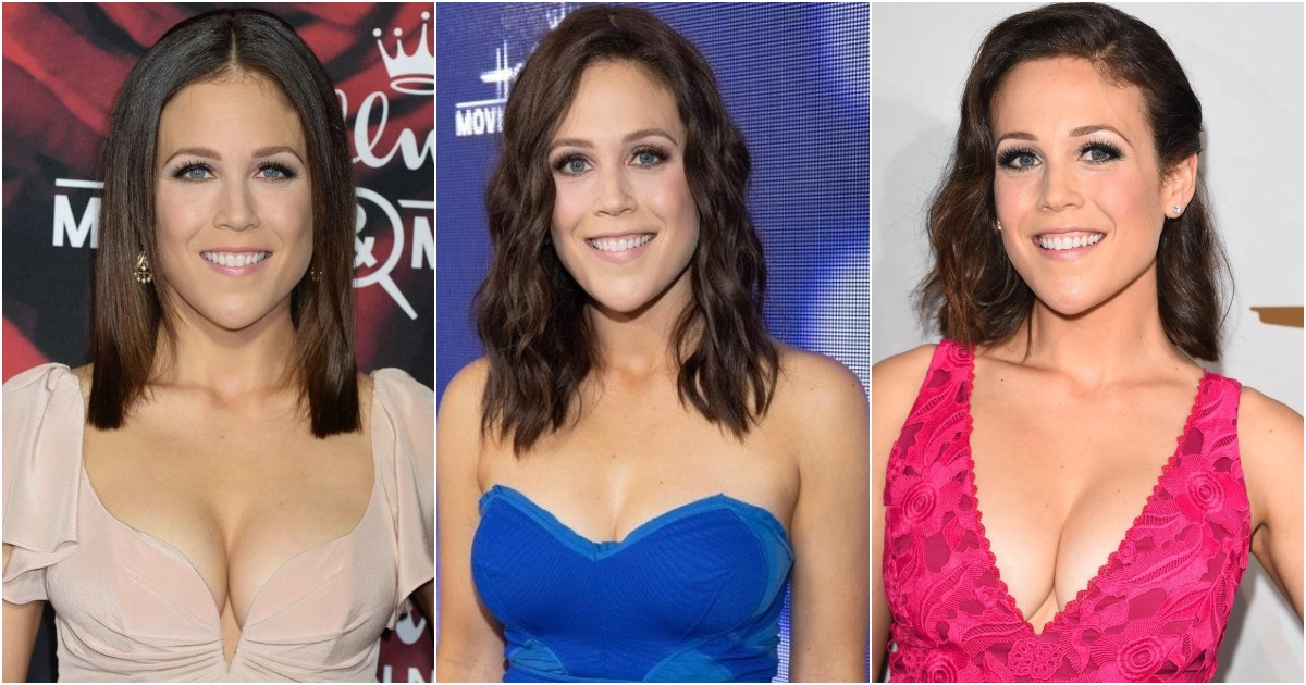 61 Sexiest Erin Krakow Boobs Pictures Will Tempt You To Bury Your Head In-between