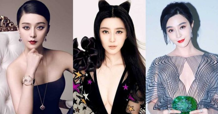 61 Sexiest Fan Bing Bing Boobs Pictures Are Just The Right Size To Look And Enjoy