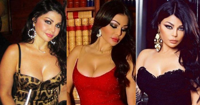 61 Sexiest Haifa Wehbe Boobs Pictures Are Sexually Raunchy