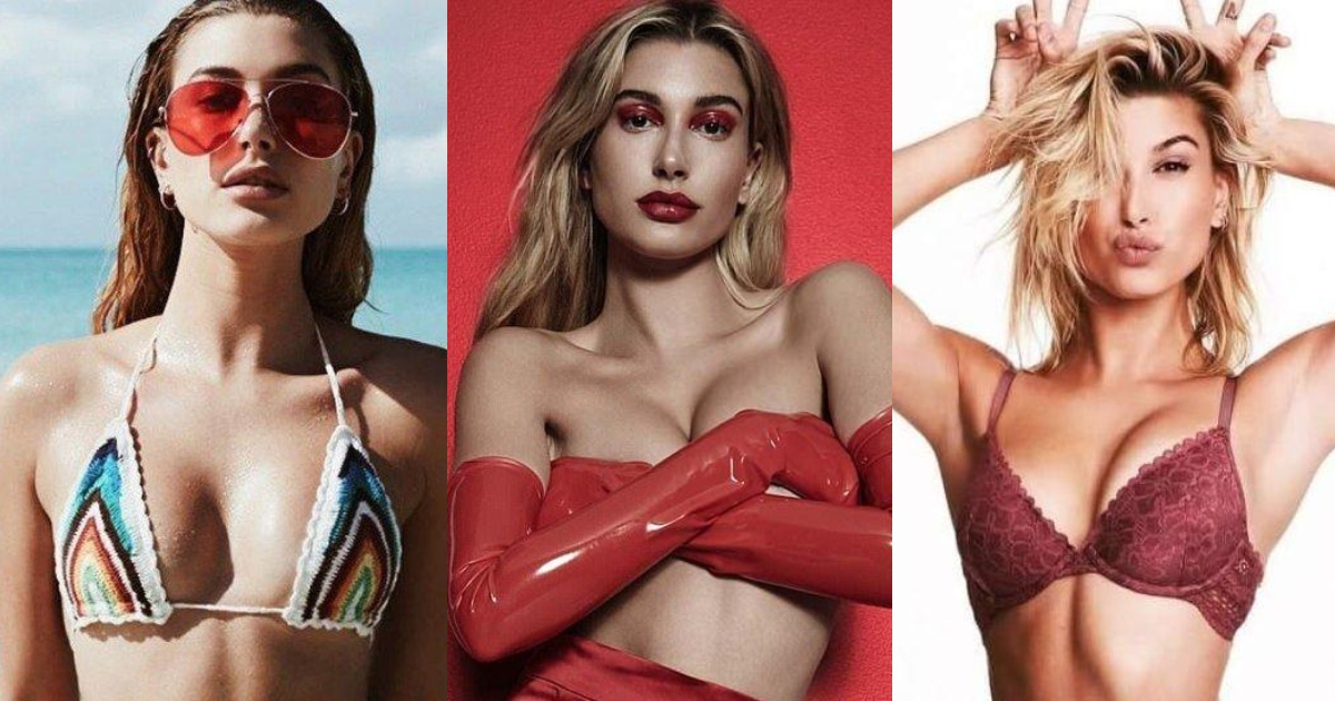 61 Sexiest Hailey Baldwin Boobs Pictures Show Off Her Awesome Bosoms