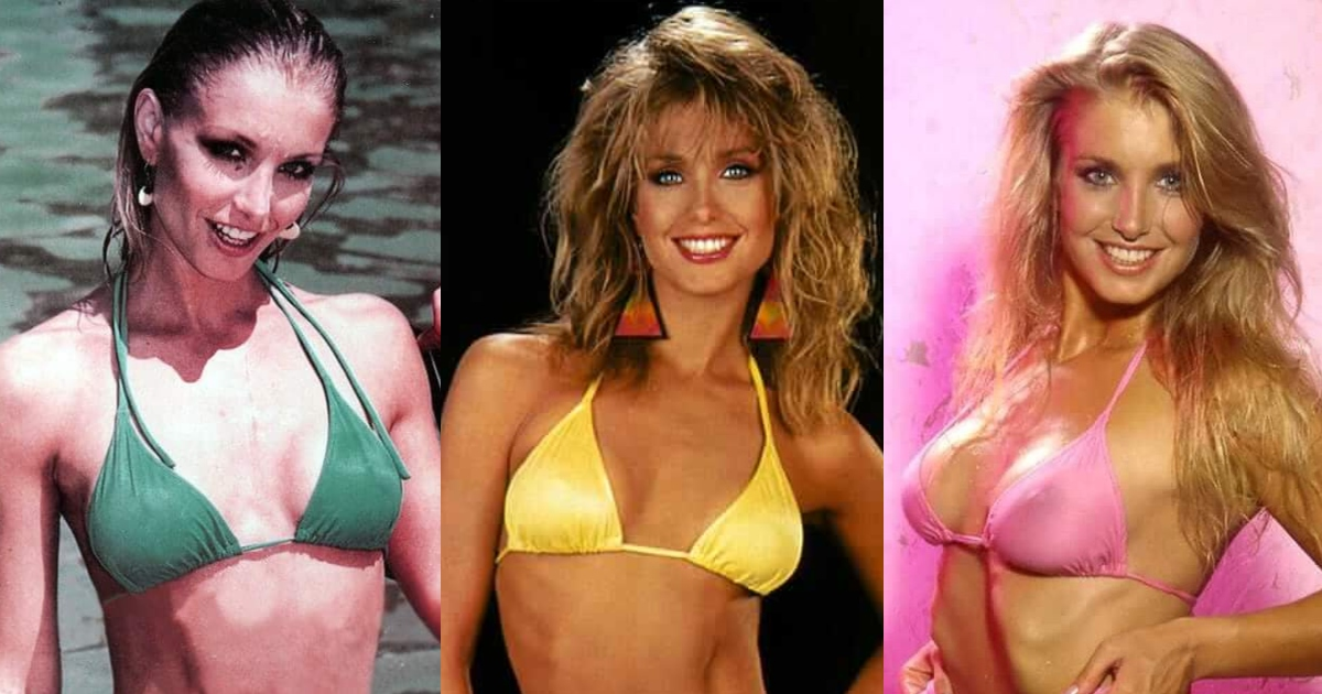 61 Sexiest Heather Thomas Boobs Pictures Show Off Her Awesome Bosoms