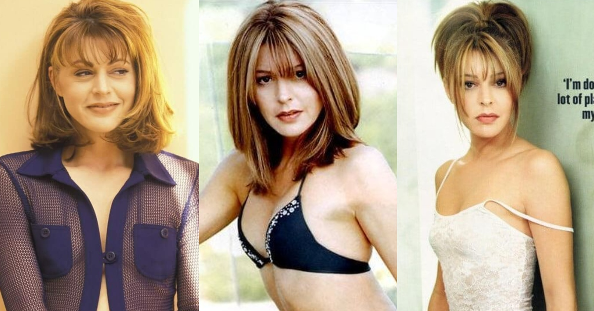 61 Sexiest Jane Leeves Boobs Pictures Will Make You Feel Thirsty For Her Melons