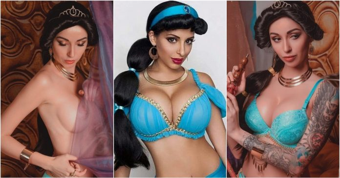 61 Sexiest Jasmine Aladdin Boobs Pictures An Exquisite View In Every Angle