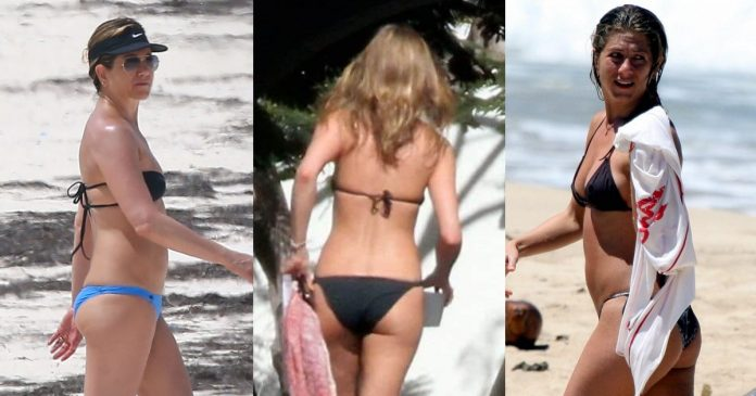 61 Jennifer Aniston Big Booty Pictures Are Shots Of Heaven On Earth