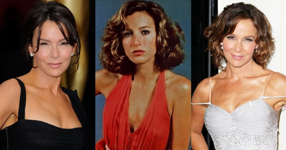 61 Sexiest Jennifer Grey Boobs Pictures Are Sexually Raunchy