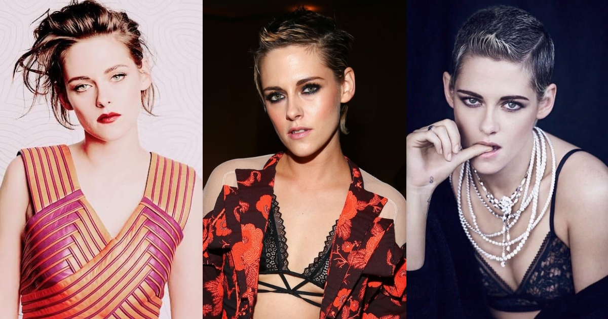 61 Sexiest Kristen Stewart Boobs Pictures Are Just The Right Size To Look And Enjoy