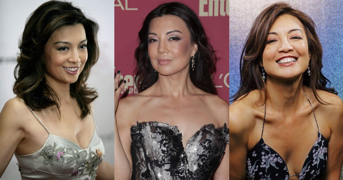 61 Sexiest Ming-Na Wen Boobs Pictures Will Tempt You To Bury Your Head In-between