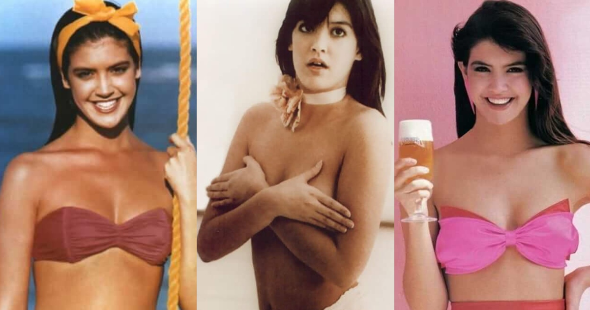 61 Sexiest Phoebe Cates Boobs Pictures That Compliment Her Neck Nape