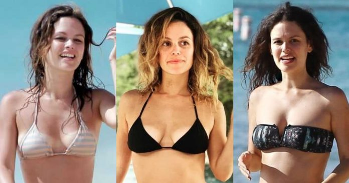 61 Sexiest Rachel Bilson Boobs Pictures Will Have You Staring At Them All Day Long