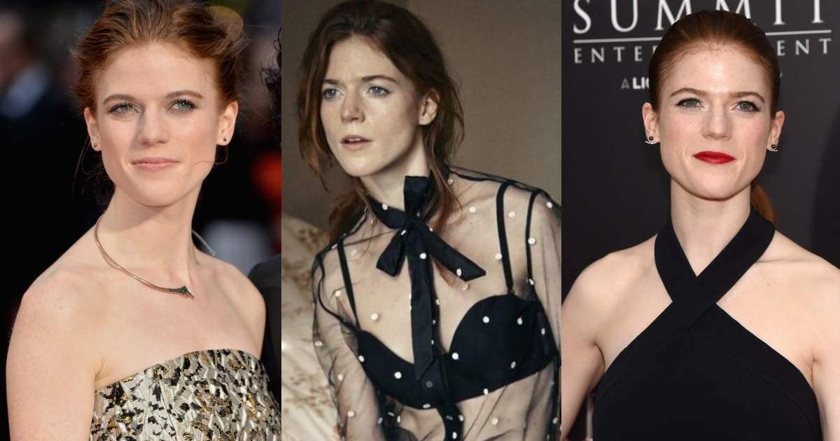61 Sexiest Rose Leslie Boobs Pictures Will Tempt You To Bury Your Head In-between