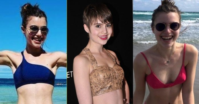 61 Sexiest Sami Gayle Boobs Pictures Will Make You Envy The Photographer