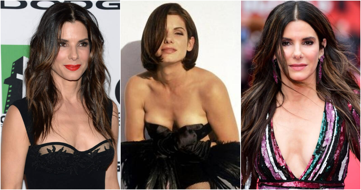 61 Sexiest Sandra Bullock Boobs Pictures An Exquisite View In Every Angle