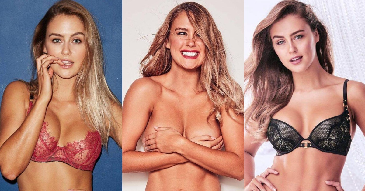 61 Sexiest Steph Claire Smith Boobs Pictures Are Sexually Raunchy