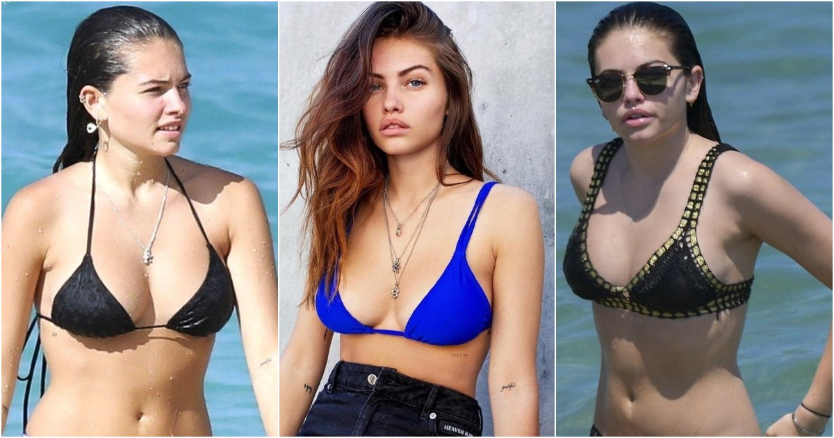 61 Sexiest Thylane Blondeau Boobs Pictures Can Have You Hypnotized