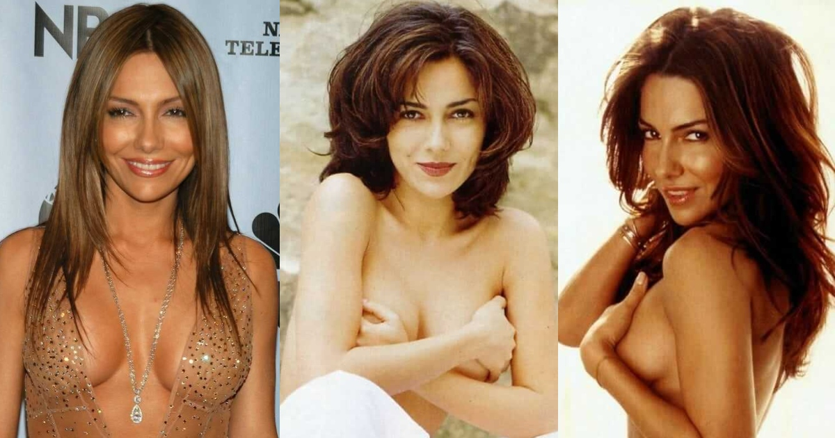 61 Sexiest Vanessa Marcil Boobs Pictures Are Sexually Raunchy