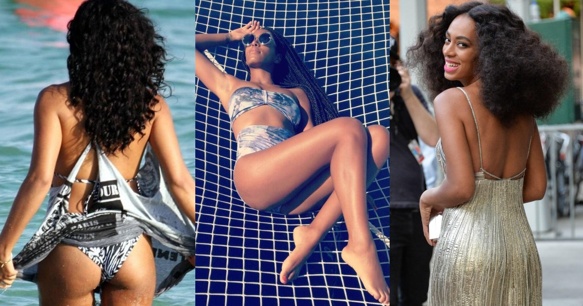 61 Solange Knowles Big Booty Pictues Will Remind You Of Kamasutra