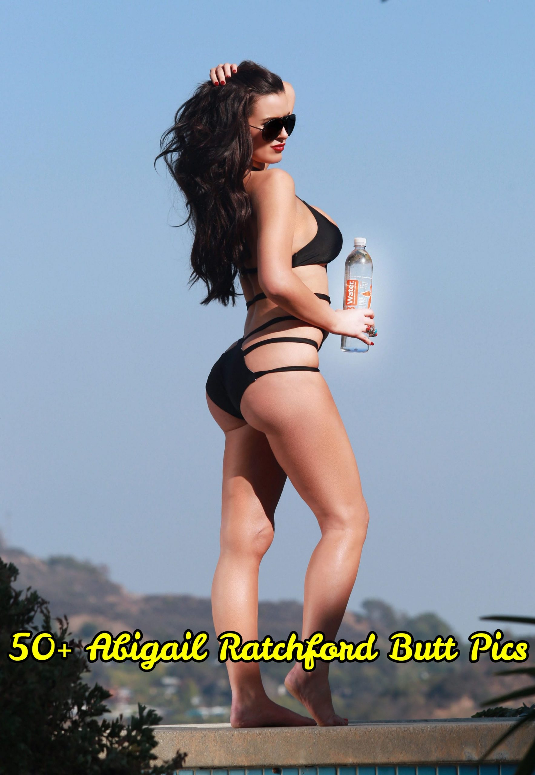 Abigail Ratchford butt pics.