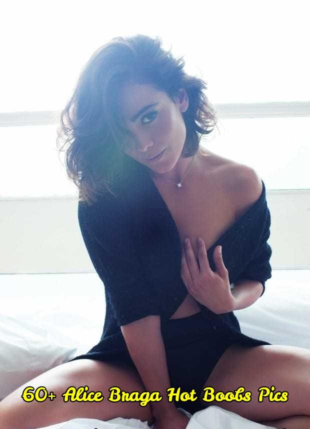 Alice Braga hot boobs pics