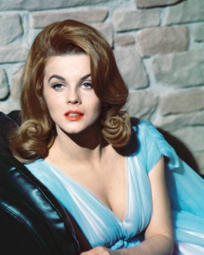 Ann-Margret cleavage pictures