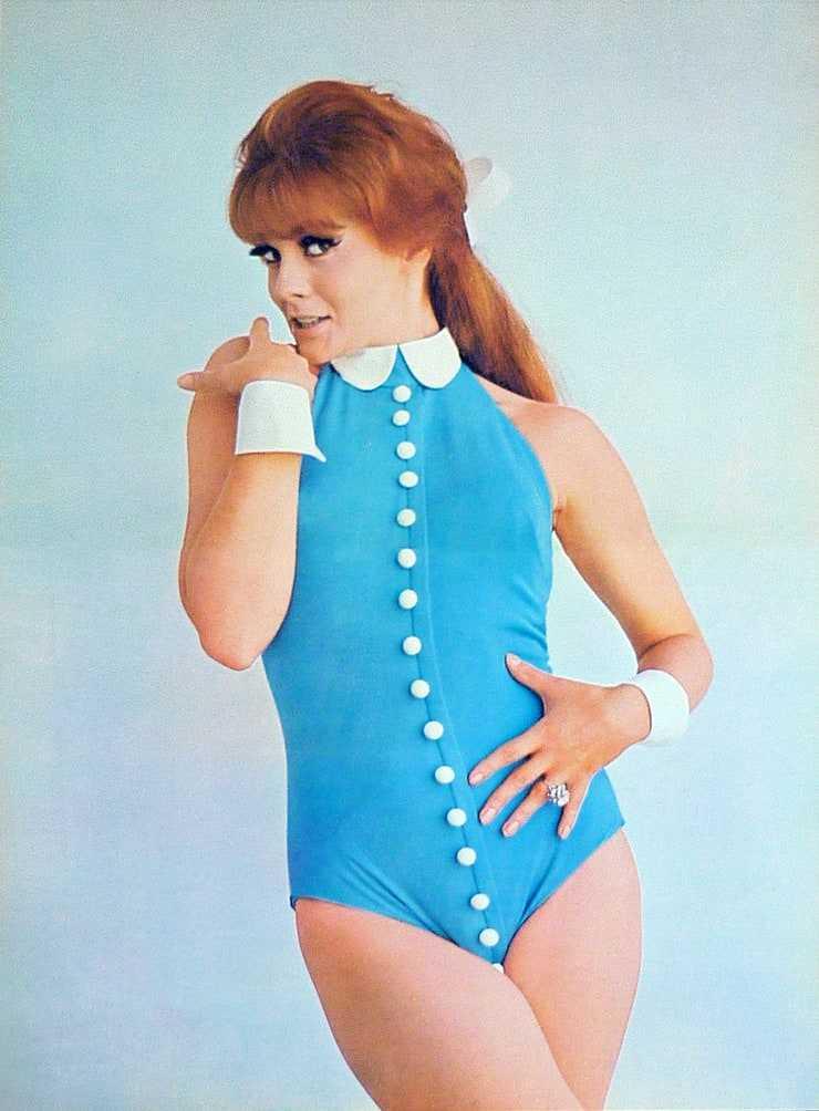 Ann-Margret hot lingerie pics