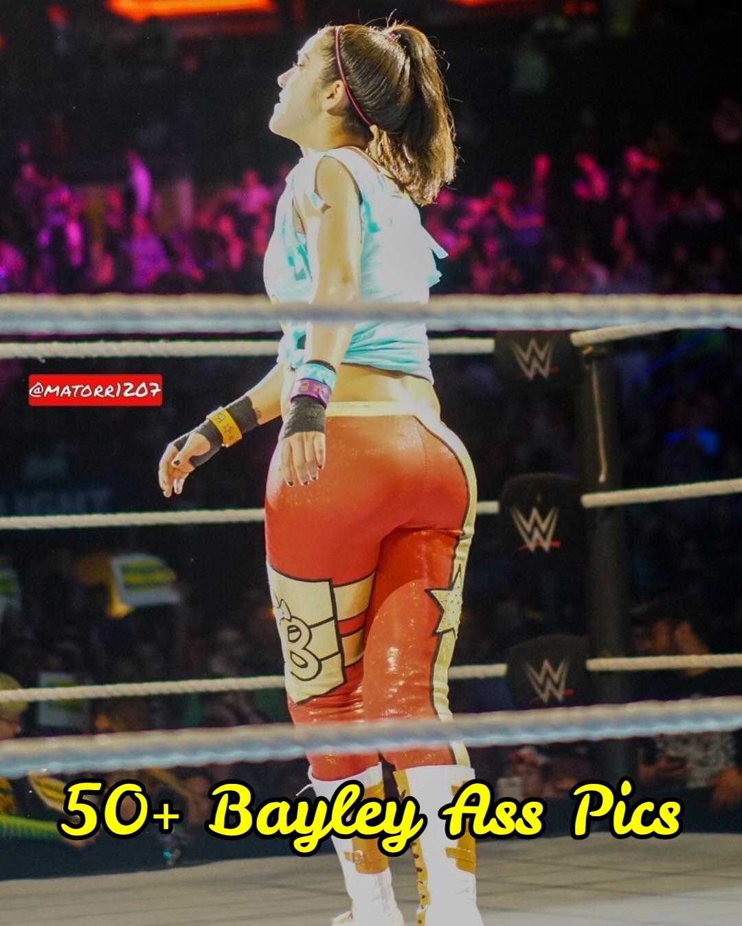Bayley ass pics