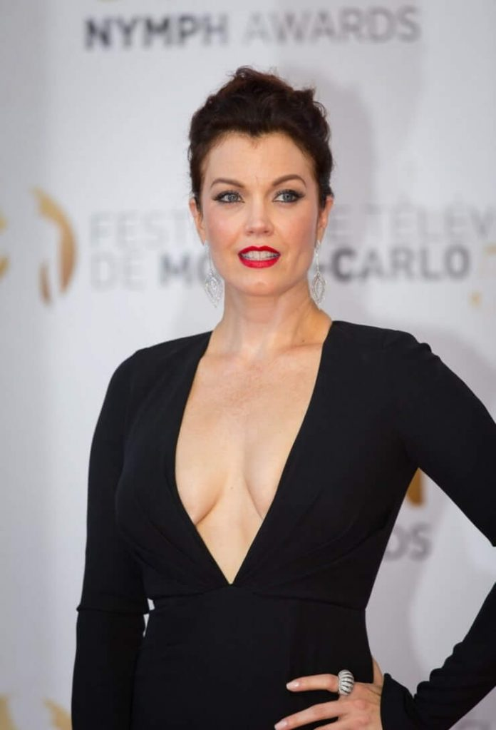 Bellamy Young nipples