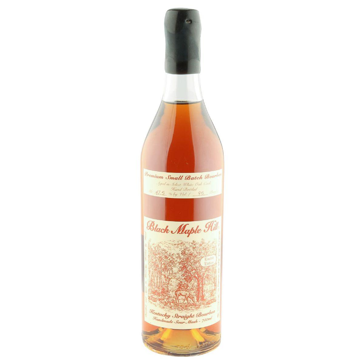 Black Maple Hill 16-Year-Old Premium Small Batch Kentucky Straight Bourbon