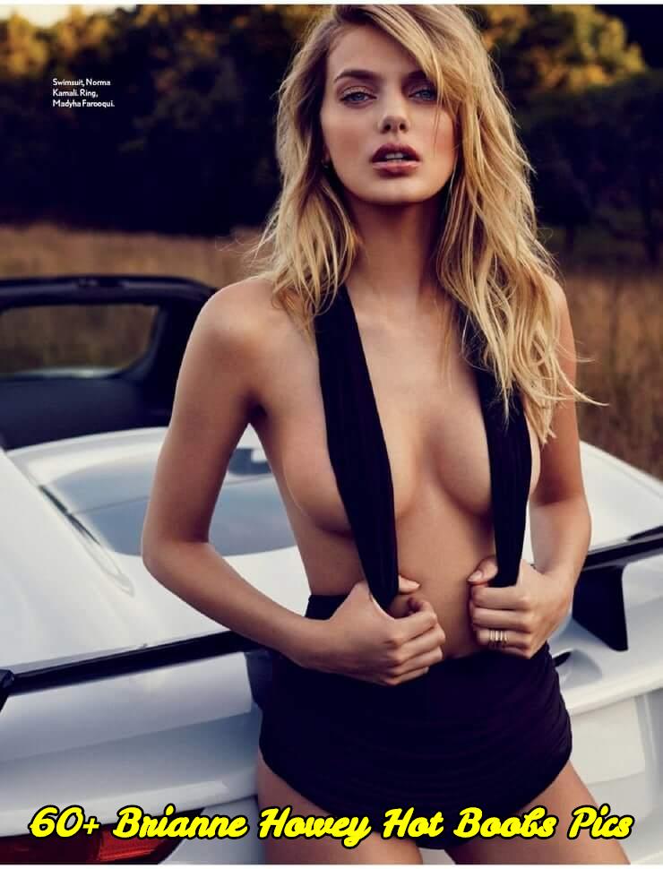 Brianne Howey hot boobs pics