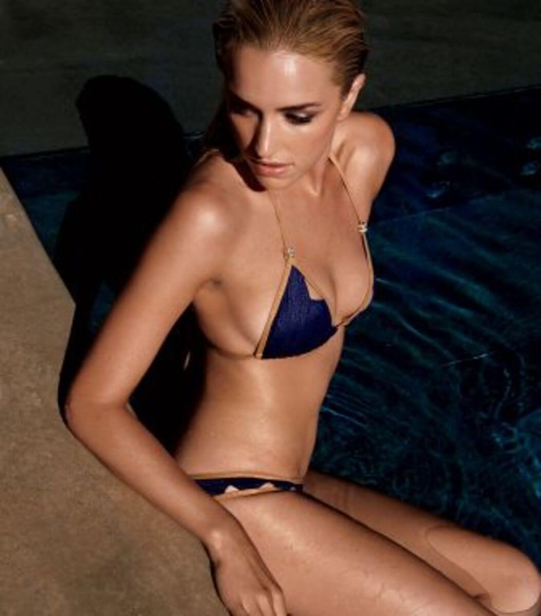 Brianne Howey sexy bikini pics