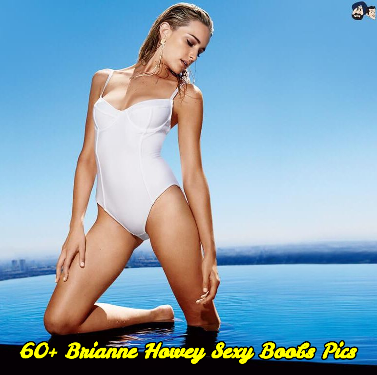 Brianne Howey sexy boobs pics