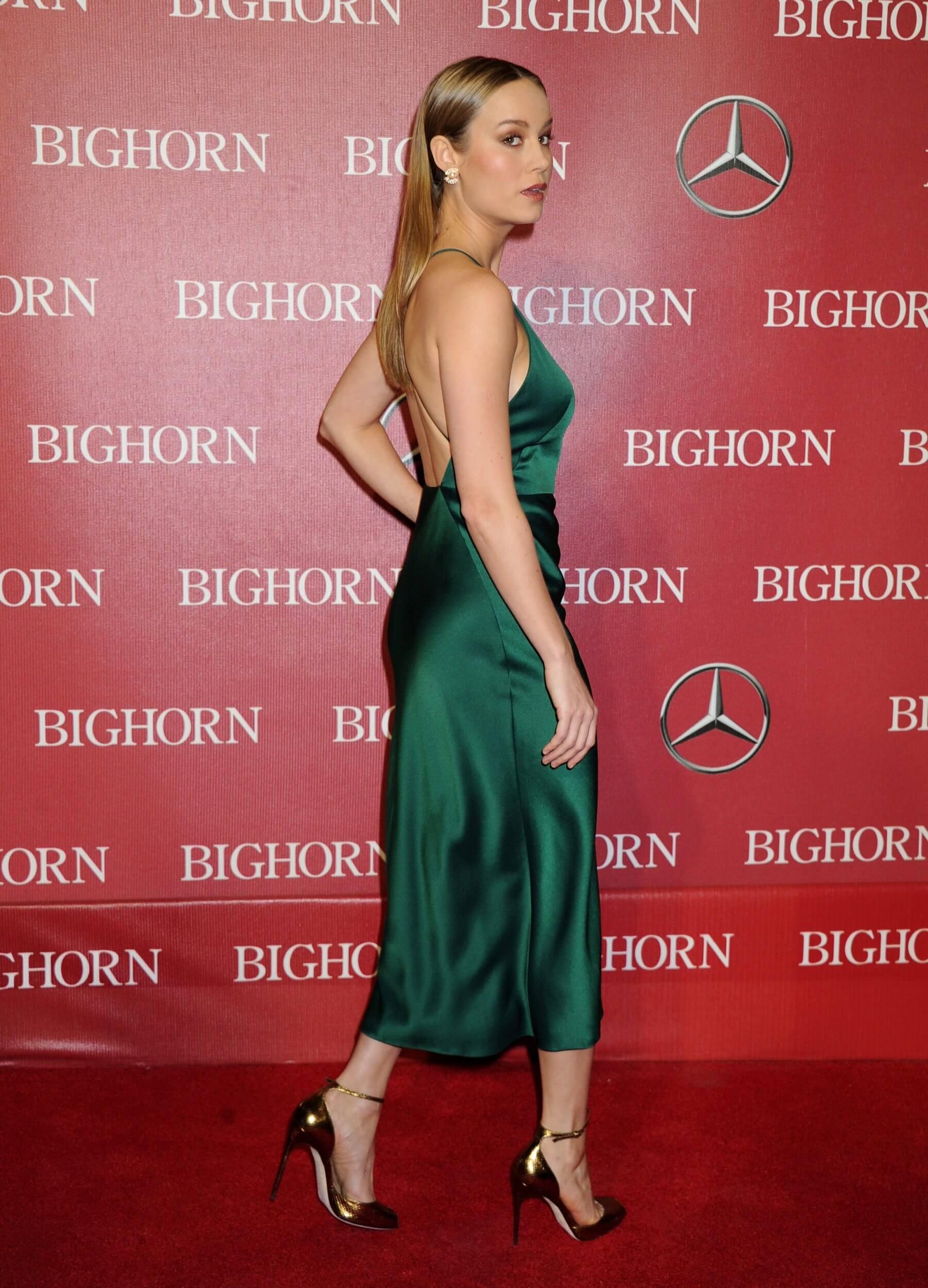 Brie Larson ass