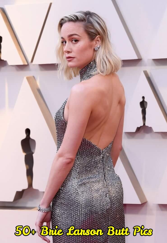 Brie Larson butt pics.