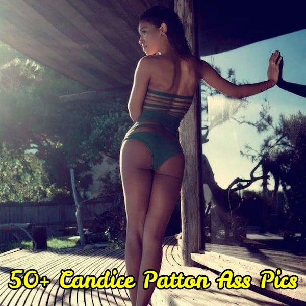 Candice Patton ass pics