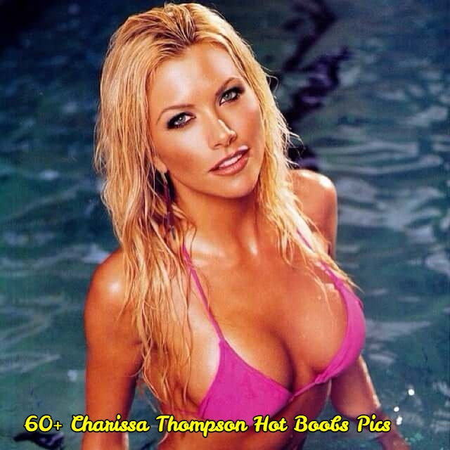 Charissa Thompson hot boobs pics