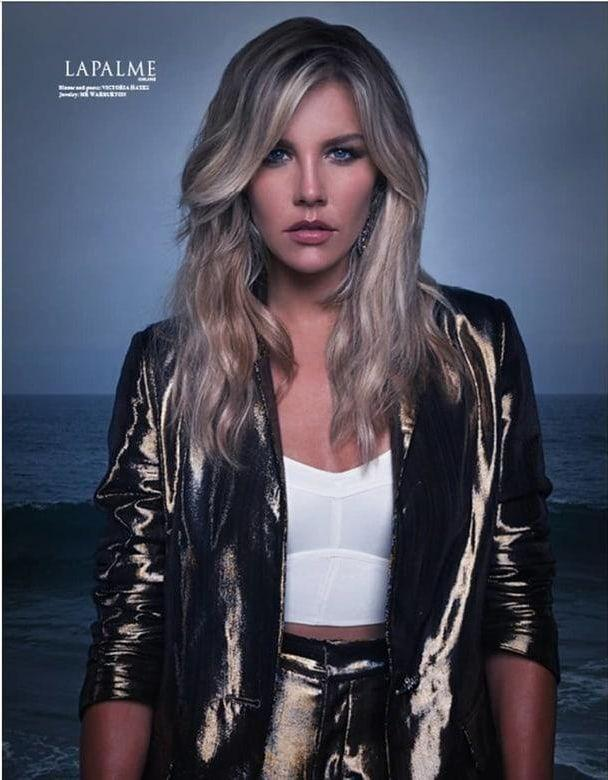 Charissa Thompson hot cleavage (1)