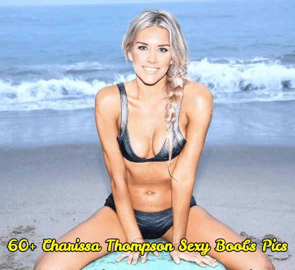 Charissa Thompson sexy boobs pics