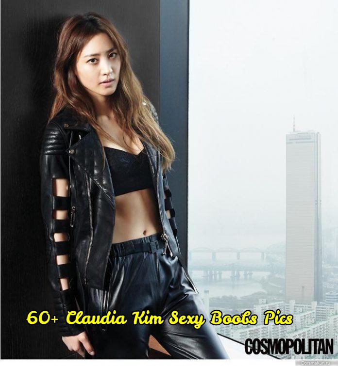 Claudia Kim sexy boobs pics