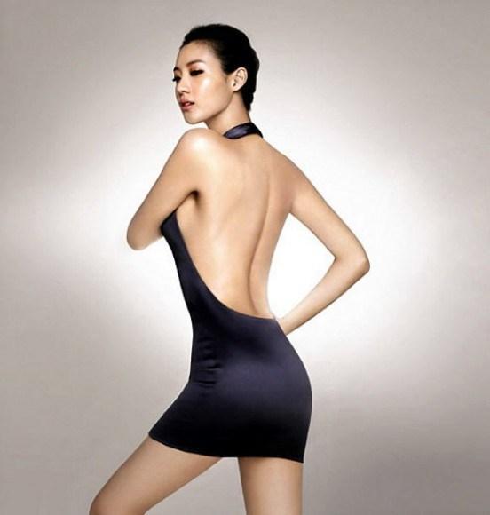 Claudia Kim sexy look (2)