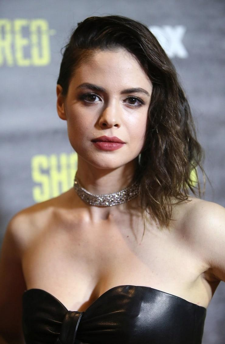 Conor Leslie sexy pic