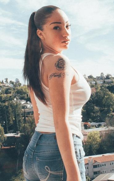 Danielle Bregoli booty