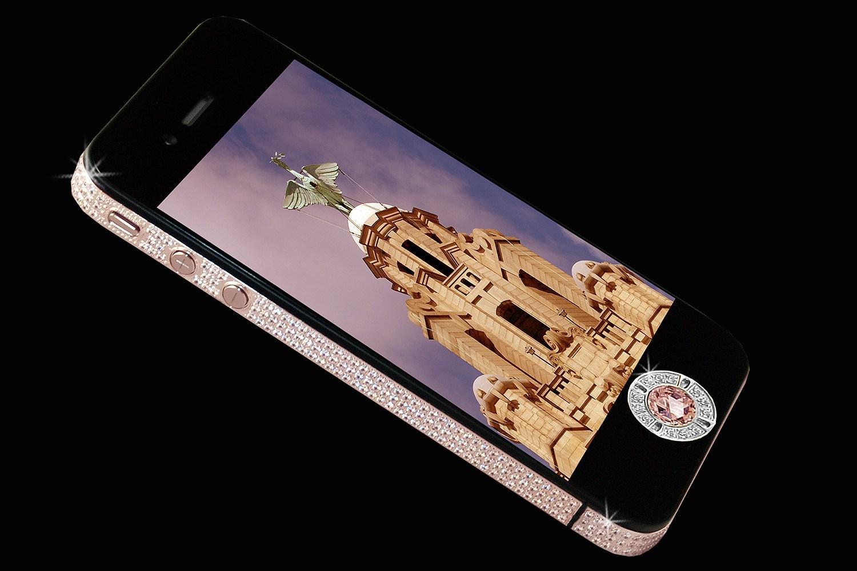 Diamond Rose iPhone 4 32GB