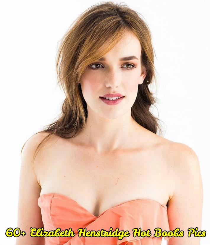Elizabeth Henstridge hot boobs pics