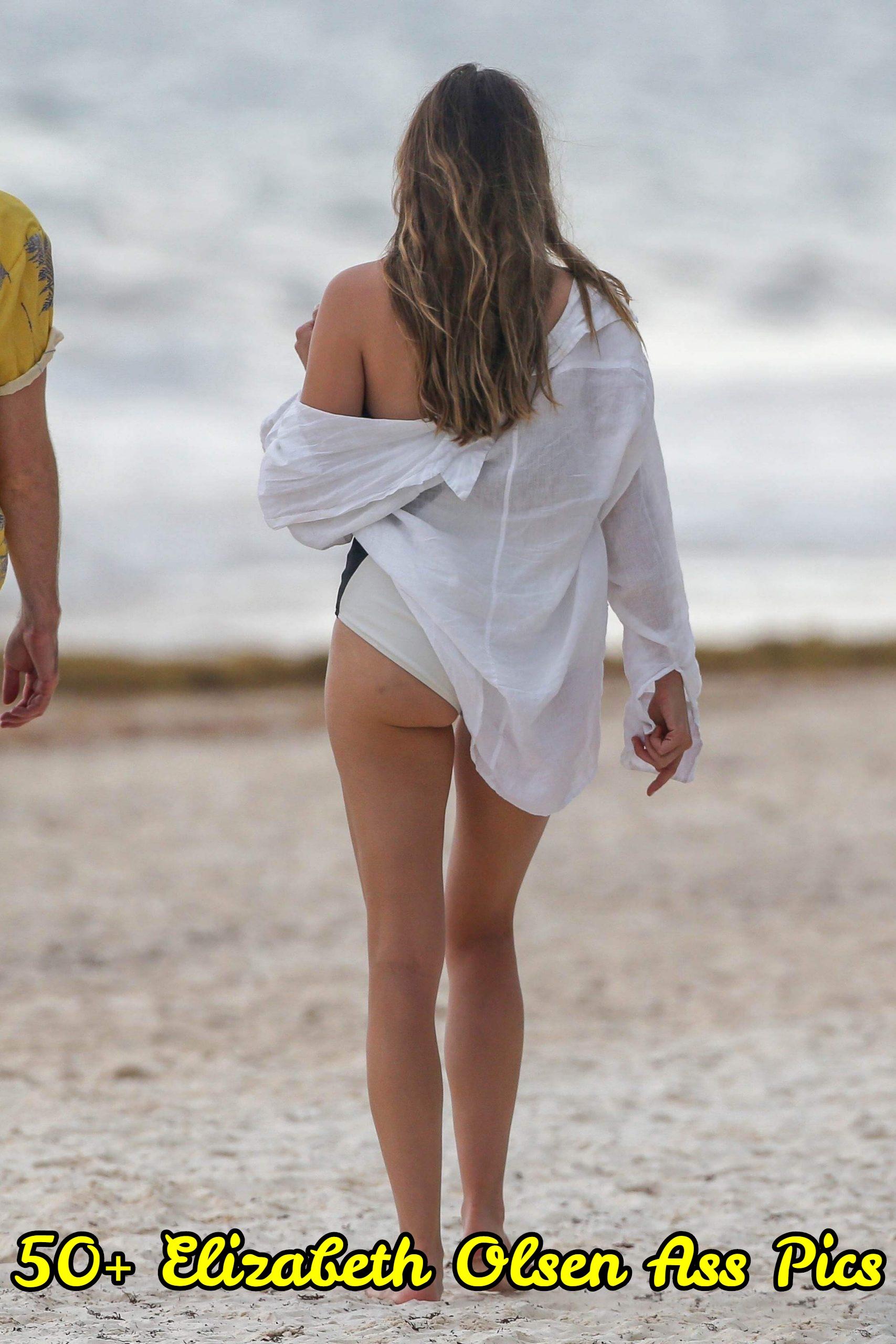 Elizabeth Olsen ass pics