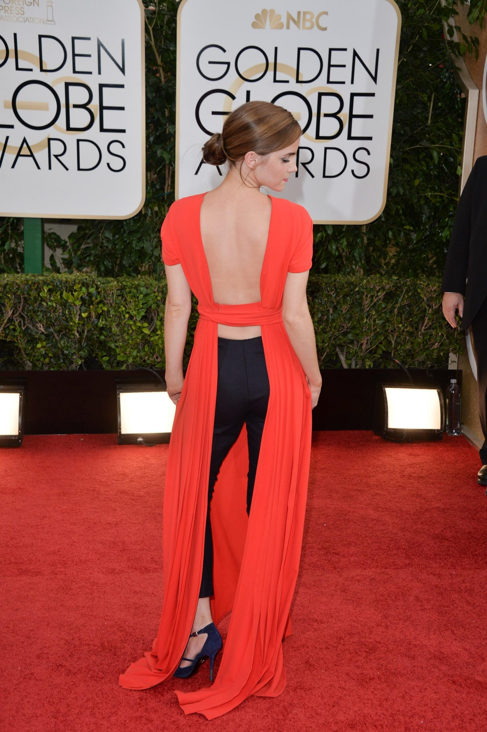 Emma Watson booty (1)