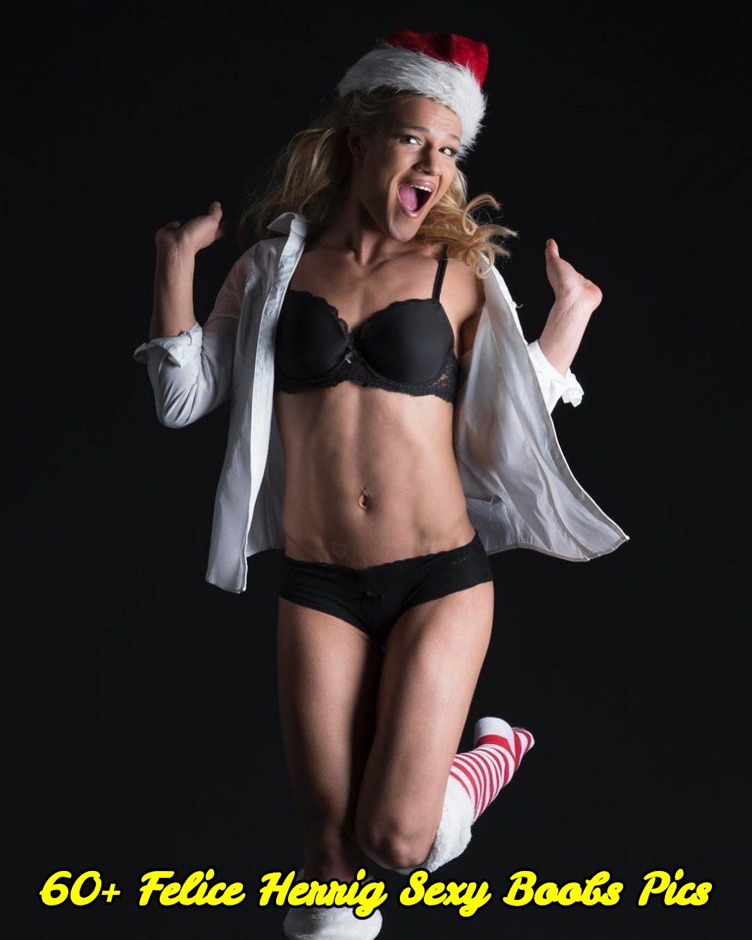 Felice Herrig sexy boobs pics