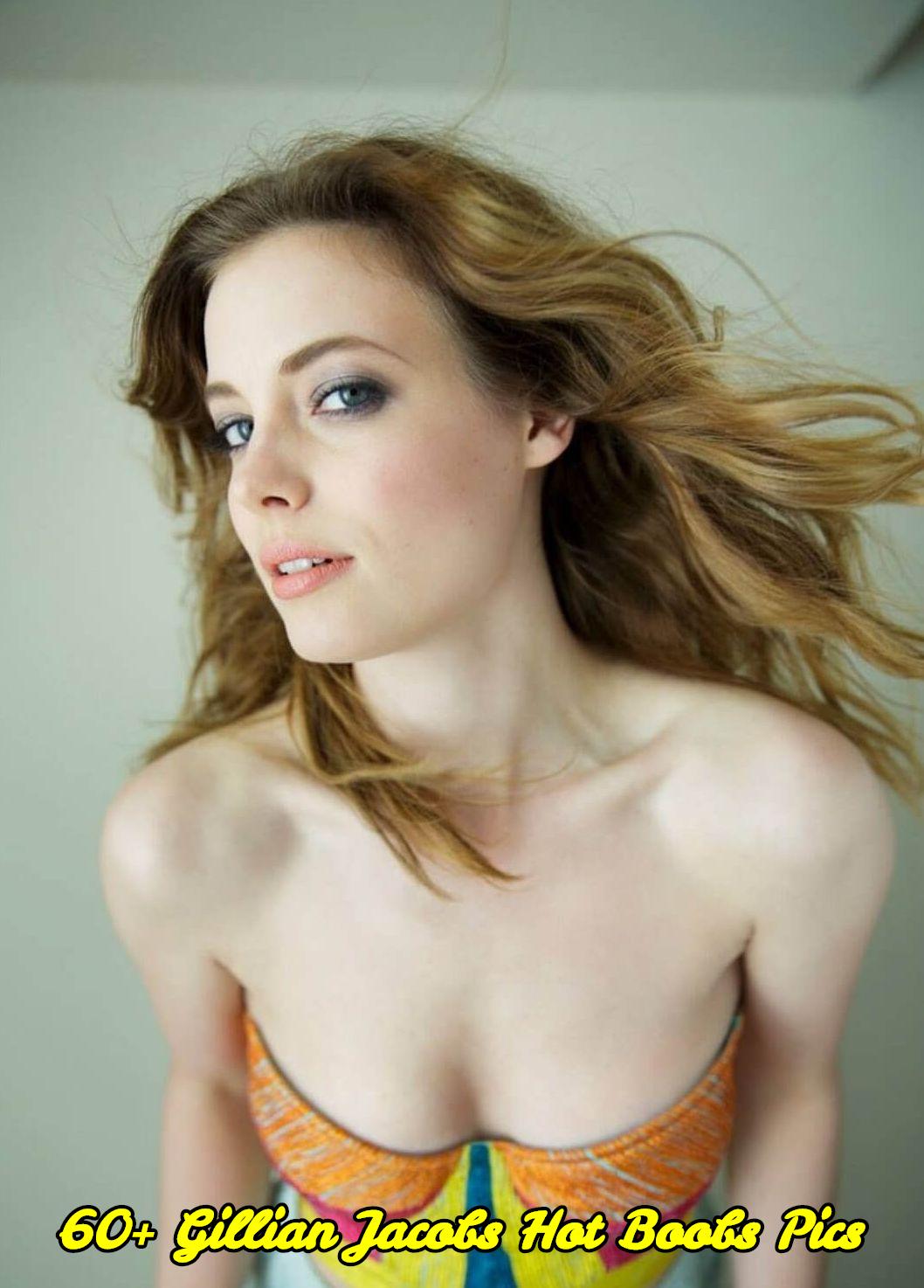 Gillian Jacobs hot boobs pics