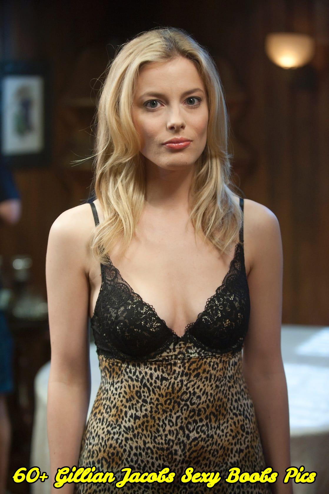 Gillian Jacobs sexy boobs pics