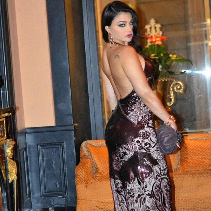 Haifa Wehbe hot ass pics