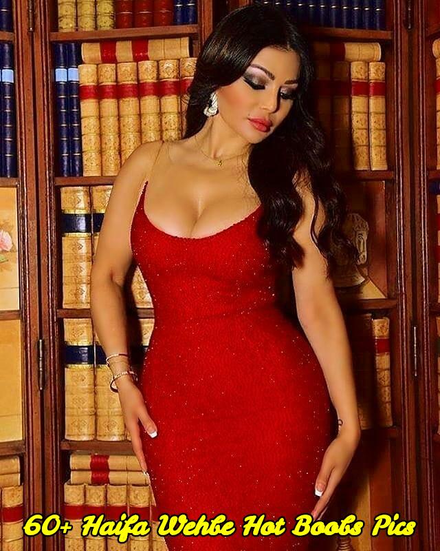 Haifa Wehbe hot boobs pics